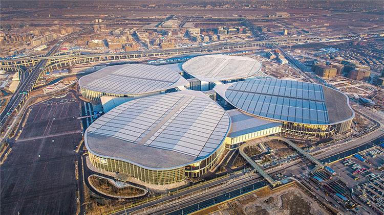上海国家会展中心再扩容,更好履行国家展会项目使命