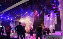 走近拉斯维加斯灯光舞台展,流光溢彩闪耀北美