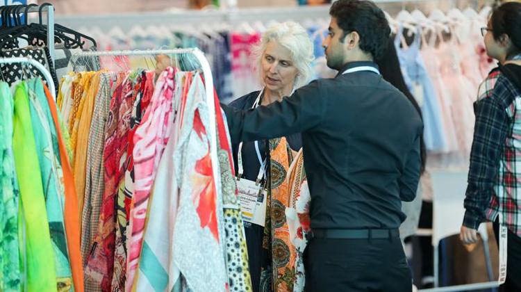 展会直击:中美贸易战无损中国纺织服装业国际竞争力