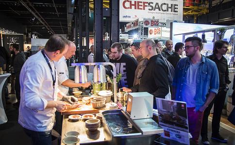 德國杜塞爾多夫烘焙展覽會CHEF