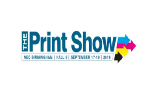 英国伯明翰印刷展览会Print Show