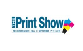 英國伯明翰印刷展覽會Print Show