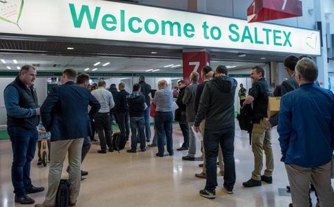 英国伯明翰户外运动及设施展览会Saltex