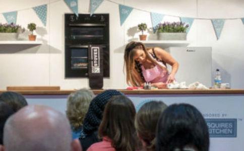 英国伦敦蛋糕展览会Cake