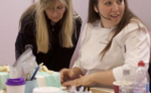 英国伯明翰蛋糕展览会Cake