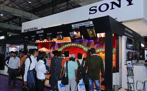 印度孟买广播音响展览会Broadcast India