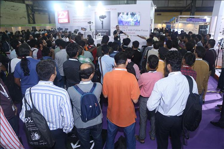 「印度广播展览会」将展示广播和媒体技术的新兴趋势