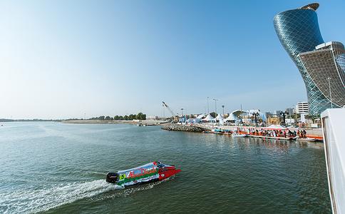 阿联酋阿布扎比游艇展览会ADIBSf