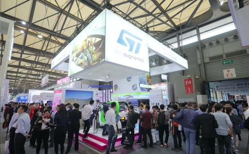 上海国际电子展览会Electronica China