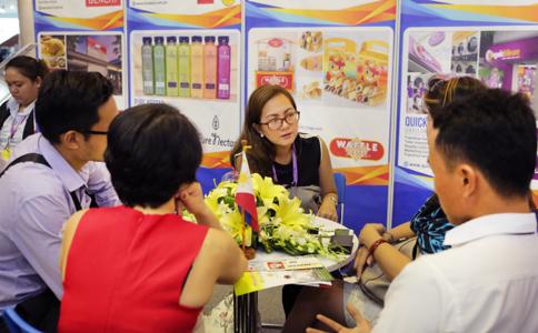 越南胡志明零售及特许经营展览会VIETRF