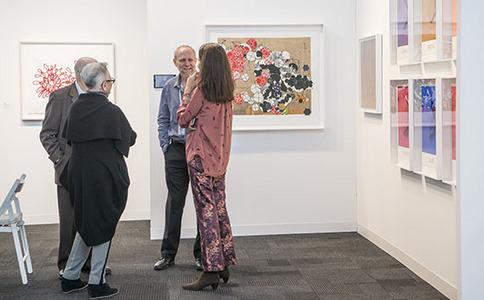 美国纽约美术印刷展览会IFPDA