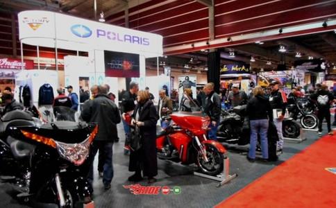 美国纽约摩托车展览会Motor Cycle Show