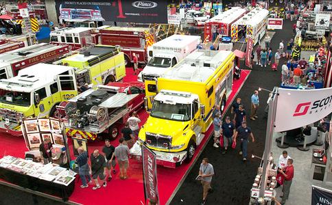 美国拉斯维加斯消防展览会Fire House World