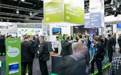 德国科隆无线通信技术展览会PMR Expo