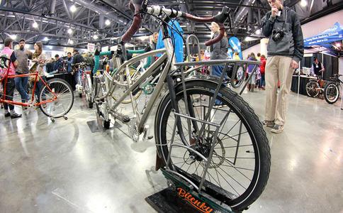 美国费城自行车展览会Philadelphia Bike Expo