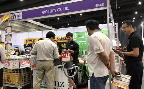 泰國曼谷工業展覽會TIF