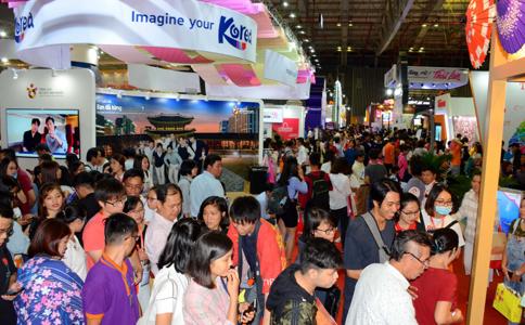 越南胡志明旅游展览会ITE HCMC