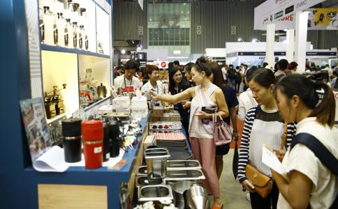 越南胡志明咖啡展览会Viet Coffee Fair