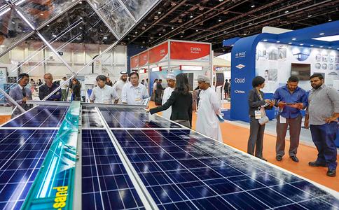 阿联酋迪拜水处理展览会Wetex