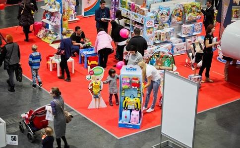 波兰波兹南玩具展览会Happy Baby