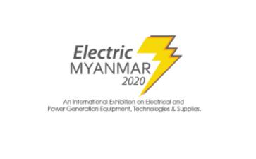 缅甸仰光电力展览会Electric Myanmar