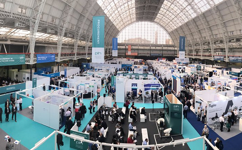 英国伦敦医疗保健展览会HETT