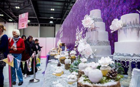 英國倫敦烘焙展覽會Cake Bake