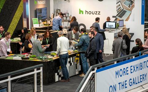 英国伦敦地面材料展览会Surface Design Show