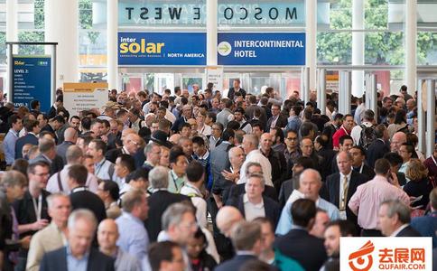 美国加利福尼亚太阳能光伏展览会Intersolar North America