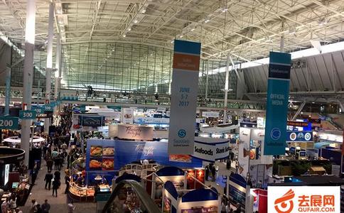 美国波士顿水产海鲜及加工展览会Seafood Expo North America