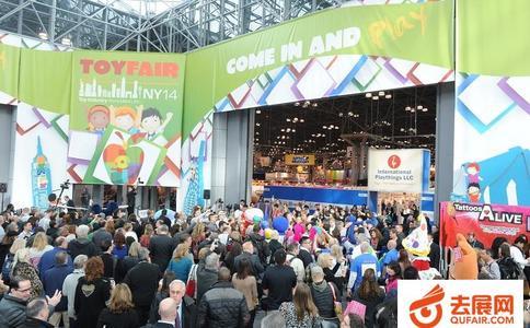 美国纽约玩具展览会Toyfair NY