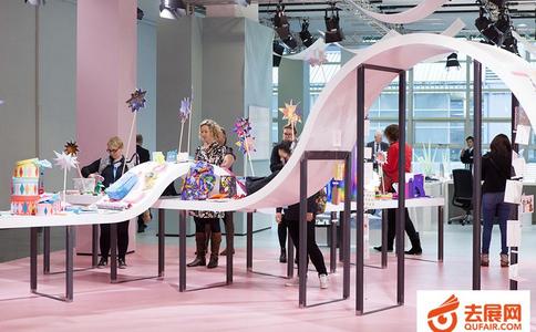 德国法兰克福办公用品文具展览会Paperworld