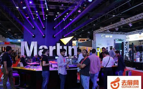 阿联酋迪拜舞台灯光音响及乐器展览会Prolight Sound