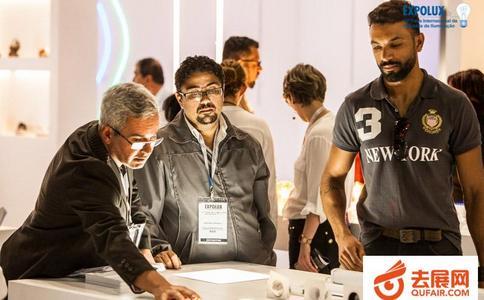 巴西圣保罗照明展览会EXPOLUX
