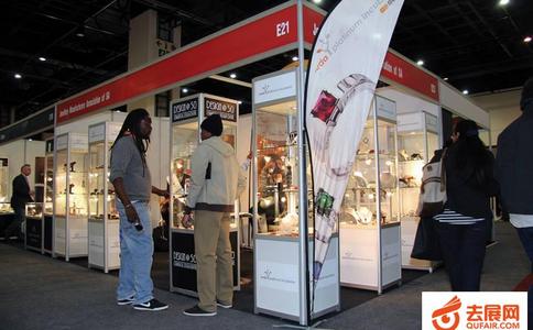 南非約翰內斯堡珠寶鐘表展覽會JXA