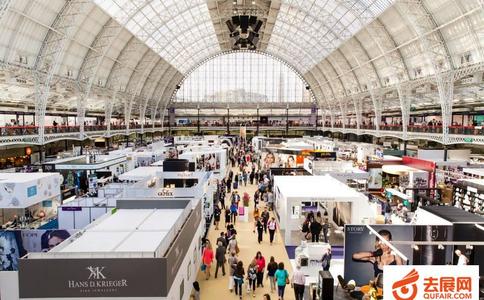 英国伦敦珠宝展览会IJL