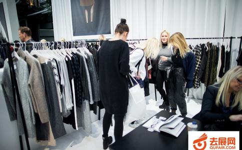 丹麦哥本哈根时尚服装展览会CIFF