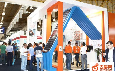 巴西圣保罗太阳能光伏展览会InterSolar South America