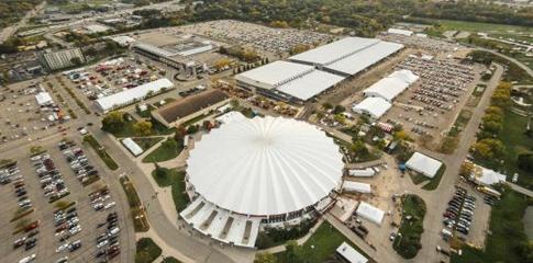 美国麦迪逊联合能源中心Alliant Energy Center