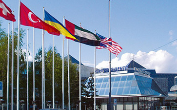 克拉斯纳亚普莱斯纳亚世博中心Expocentr' Krasnaya Presnya Fairgrounds