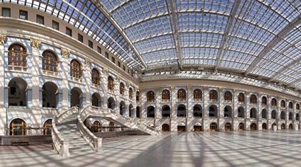 莫斯科Gostiny Dvor會展中心