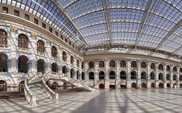 莫斯科Gostiny Dvor会展中心