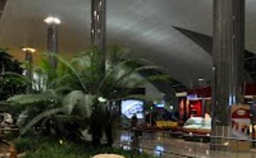 阿联酋迪拜国际机场会展中心Dubai World Central