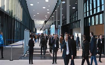 俄罗斯会展中心ExpoForum Convention and Exhibition Centre