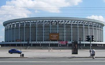 圣彼得堡体育文化馆SCCPetersburg Sports and Concert Complex