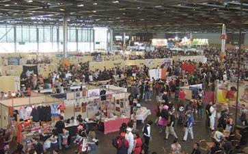 巴黎北郊维勒班展览中心Paris Nord Villepinte