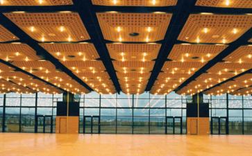 克莱蒙费朗市会展中心Grande Halle d'Auvergne