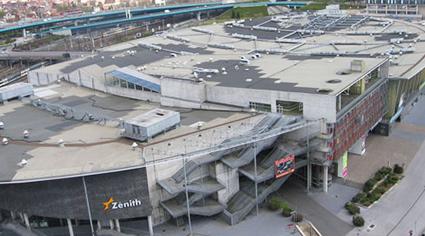 里爾會展中心Lille Grand Palais
