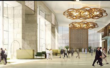 阿曼国际会展中心Oman International Exhibition Center