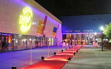 马德拉纳普勒会议博览中心Centre Expo Congrès - Mandelieu-la-Napoule